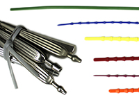 Silicone Cable & Instrument Ties