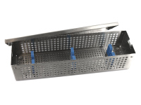 "Stainless Scope Trays with Secur-Its<span class=""tm"">™</span>"
