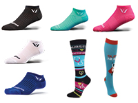 Compression Socks & Swanky Athletic Socks