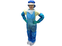 Disposable Surgical Jump Suit