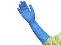Ultra-Long Decontam Gloves