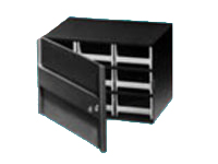 Locking Cabinet & Bins